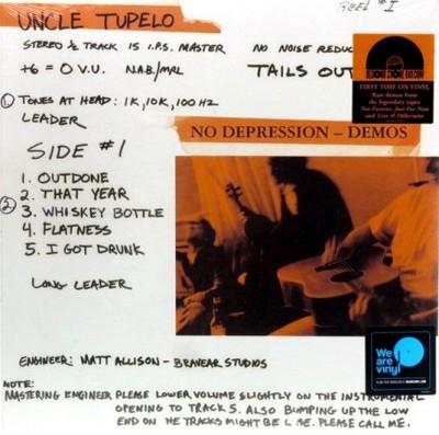 Uncle Tupelo - No Depression - Demos