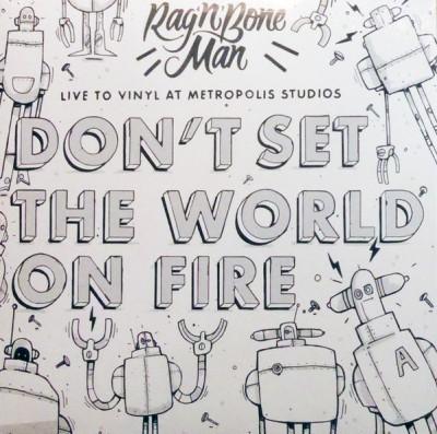 Rag'n'Bone Man - Live To Vinyl At Metropolis Studios