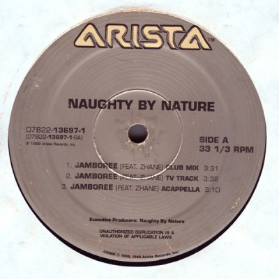 Naughty By Nature - Jamboree