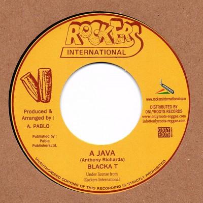 Blacka T - A Java