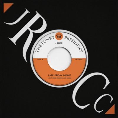 J Rocc - Funky President Edits Vol. 6