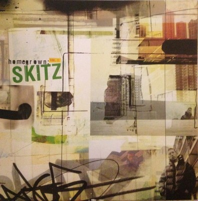 Skitz - Homegrown (Vol. 1)