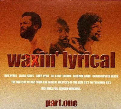 Various - Waxin' Lyrical Part.One