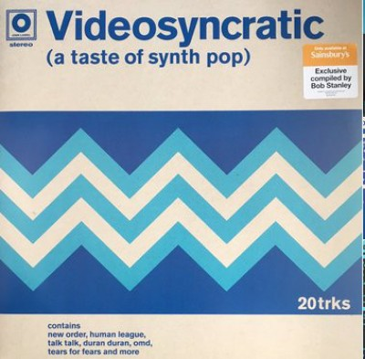 Various - Videosyncratic (A Taste Of Synth Pop)
