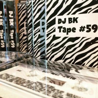 DJ BK - Tape #59