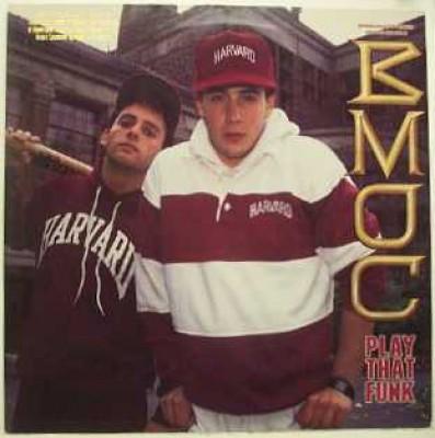 B.M.O.C. (Big Man On Campus) - Play That Funk