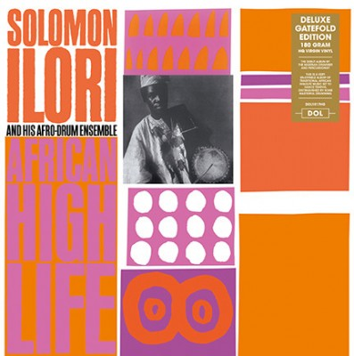 Solomon Ilori & His Afro-Drum Ensemble - African High Life