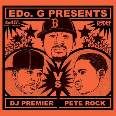 Ed O.G - DJ Premier Vs Pete Rock