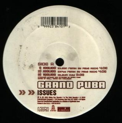 Grand Puba - Issues