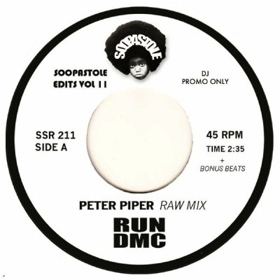 Run-DMC - Peter Piper