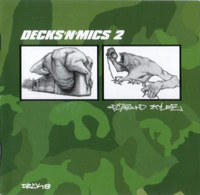 Various - Decks 'N' Mics 2 - Underground Stylez