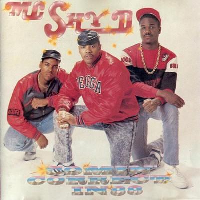 MC Shy D - Comin' Correct In 88