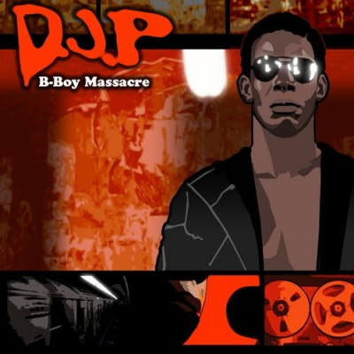 DJ P - B-Boy Massacre / Biggie Vs. Wings