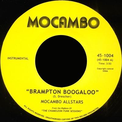 Mocambo Allstars - Brampton Boogaloo / Wind Rose