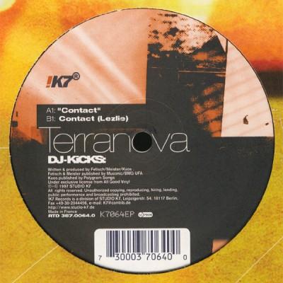 Terranova - DJ-Kicks EP / Contact
