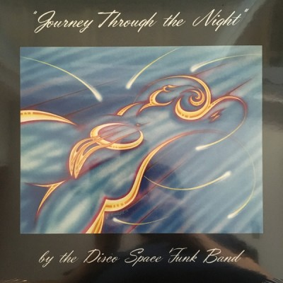 Disco Space Funk Band - Journey Through The Night
