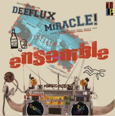 Deeflux - It's The Ensemble