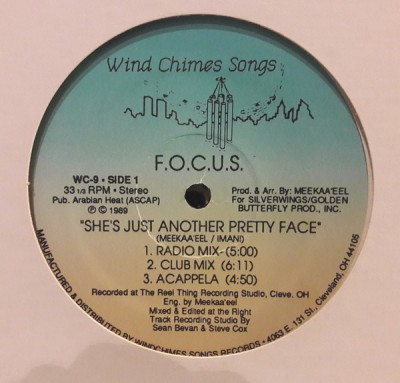 F.O.C.U.S. - She's Just Another Pretty Face