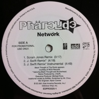 The Pharcyde - Network