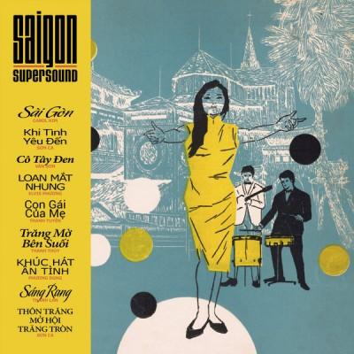 Various - Saigon Supersound 1964-75 Volume Two