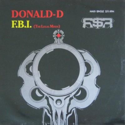 Donald D - F.B.I. (The Legal Mixes)
