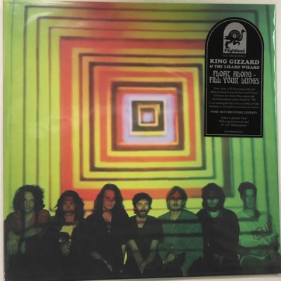 King Gizzard And The Lizard Wizard - Float Along - Fill Your Lungs