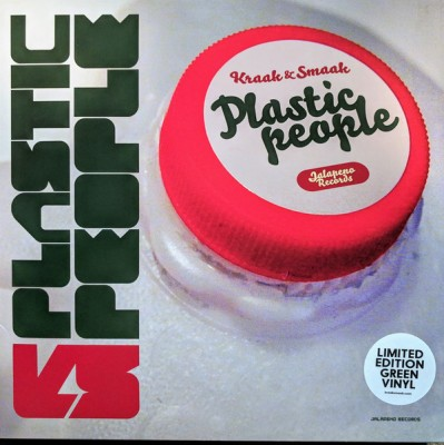 Kraak & Smaak - Plastic People