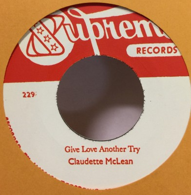 Hortense Ellis / Claudette McLean - People Make The World Go Around / Give Love Another Try