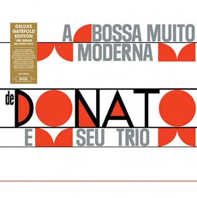 João Donato & Seu Trio - A Bossa Muito Moderna De Donato E Seu Trio