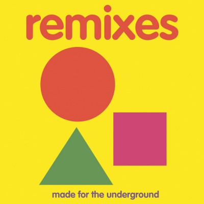Jazz Spastiks & Penpals - Made For The Underground Remixes