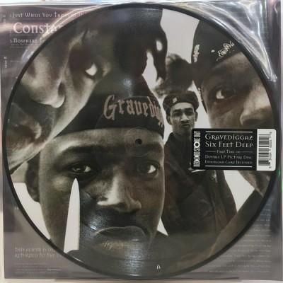 Gravediggaz - 6 Feet Deep