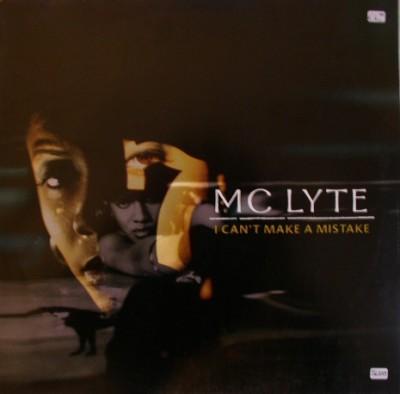 MC Lyte - I Can't Make A Mistake