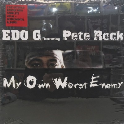 Ed O.G - My Own Worst Enemy