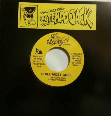 Phill Most Chill - On Tempo Jack