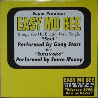 Easy Mo Bee - Soul / Sunstroke