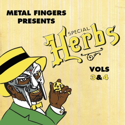 Metal Fingers - Special Herbs Vols 3&4