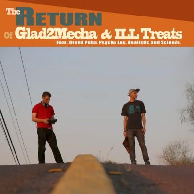 Glad2mecha - The Return