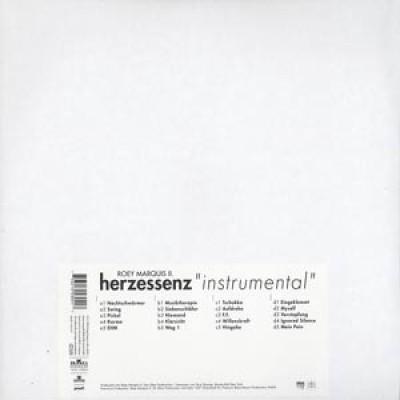Roey Marquis II - Herzessenz Instrumentals