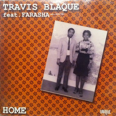 Travis Blaque - Home