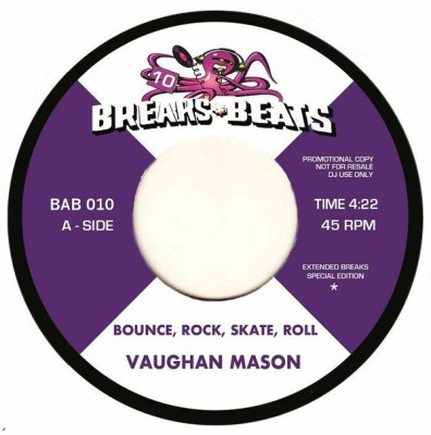 Vaughan Mason & Crew - Bounce Rock Skate Roll / Black Grass