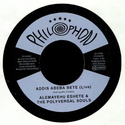 Alemayehu Eshete - Addis Abeba Bete (Live) / Portrait Of Alemayehu (Night-Time)