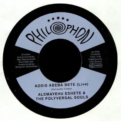 Alemayehu Eshete - Addis Abeba Bete (Live) / Portrait Of Alemayehu (Night-Time)