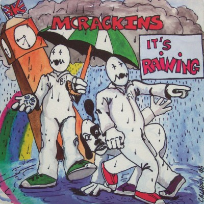 McRackins - It's Raining