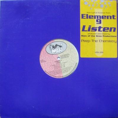 Element 9 - Listen
