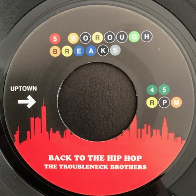 The Troubleneck Brothers - Back To The Hip Hop / North Carolina