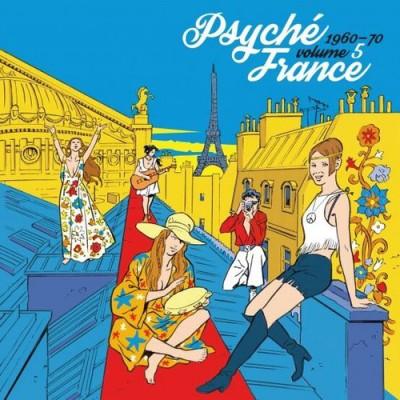Various - Psyché France 1960-70 Volume 5