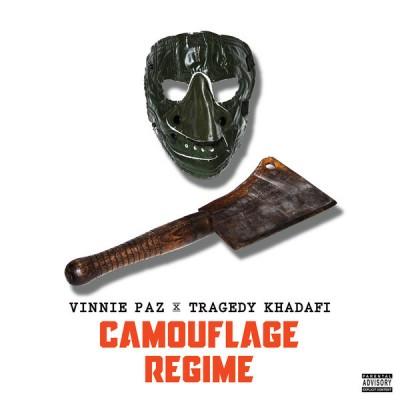 Vinnie Paz - Camouflage Regime