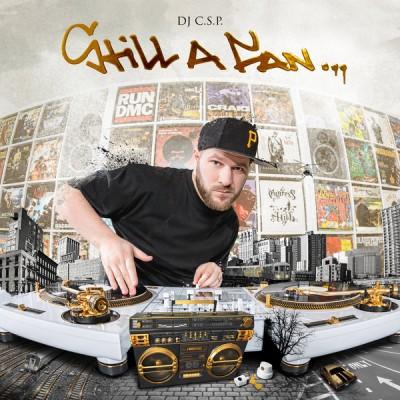 DJ CSP - STILLaFAN (White / Gold Cornetto Vinyl)