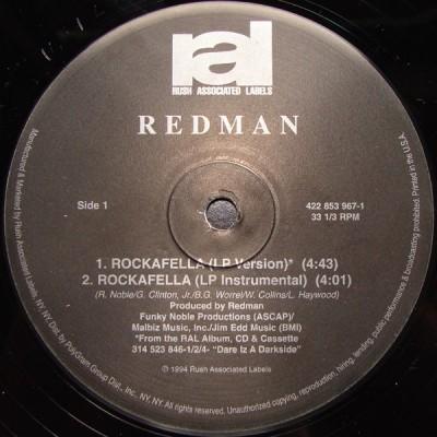 Redman - Rockafella