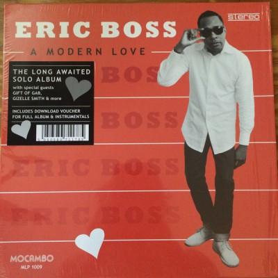 E Da Boss - A Modern Love